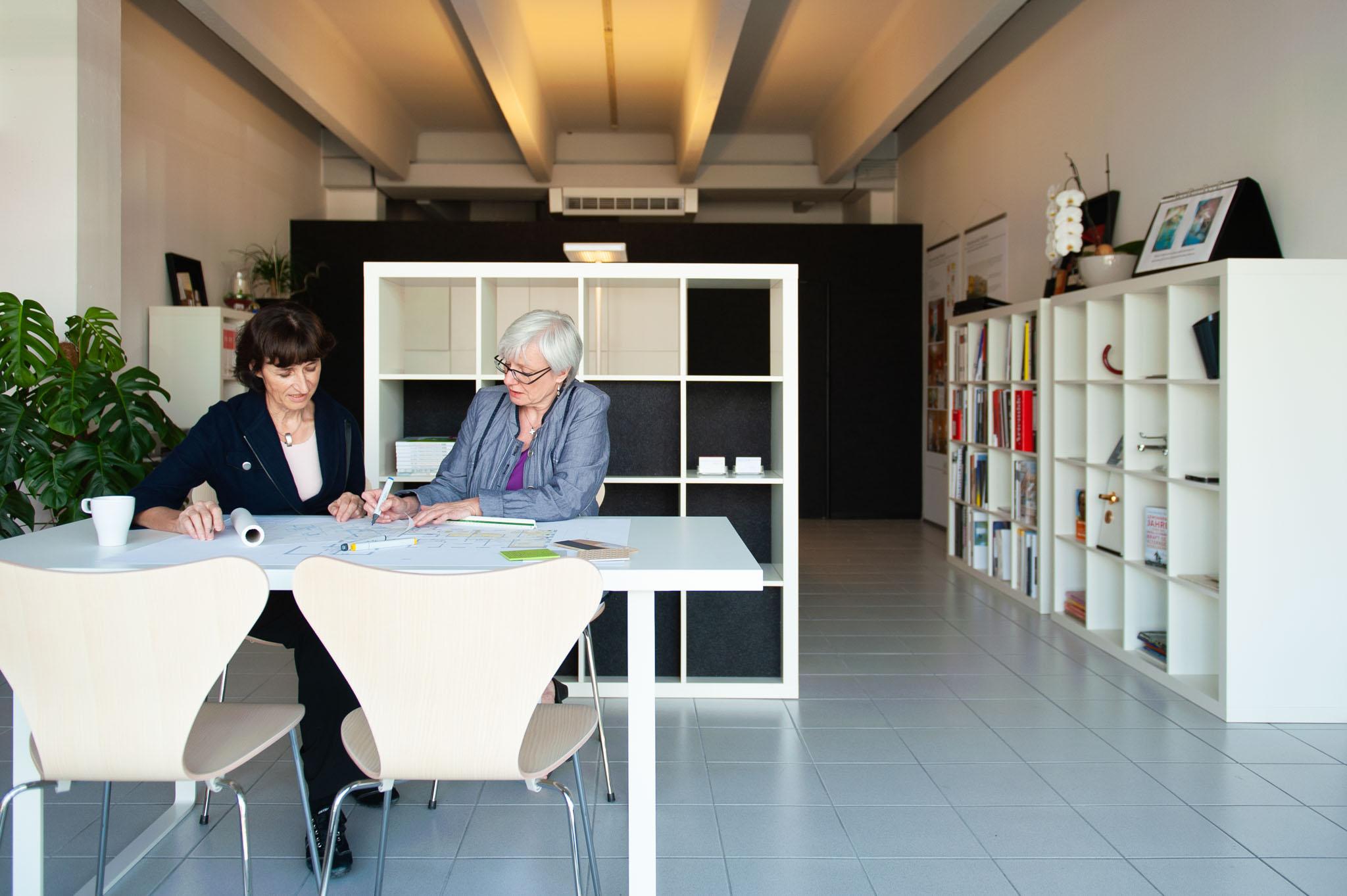 Altersgerecht Umbau Büro